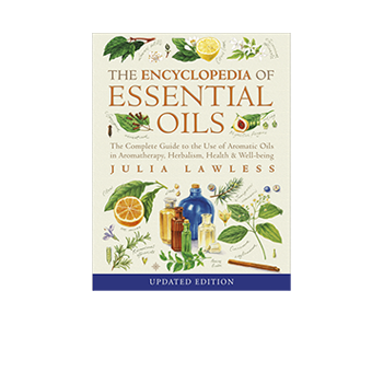 The Encyclopedia of Essential Oils - Signed by Julia Lawless